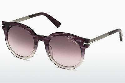 Ophthalmic Glasses Tom Ford Janina (FT0435 83T) - Purple