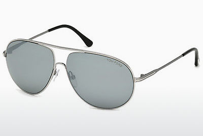 Ophthalmic Glasses Tom Ford Cliff (FT0450 14C) - Grey, Shiny, Bright