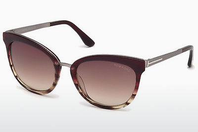 Ophthalmic Glasses Tom Ford FT0461 71F - Burgundy, Bordeaux