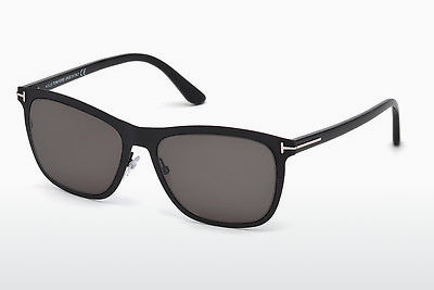 Ophthalmic Glasses Tom Ford Alasdhair (FT0526 02A) - Black, Matt