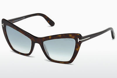 Ophthalmic Glasses Tom Ford Valesca (FT0555 52X) - Brown, Dark, Havana