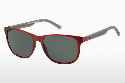 Ophthalmic Glasses Tommy Hilfiger TH 1403/S R6O/P9 - Red, Burgundy