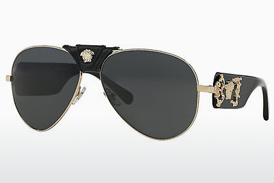 Ophthalmic Glasses Versace VE2150Q 100287 - Gold