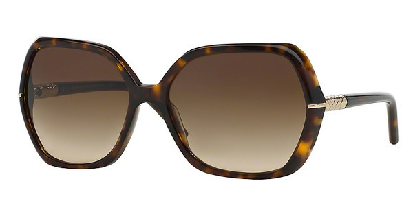 Burberry BE4107 300213 BROWN GRADIENTDARK TORTOISE