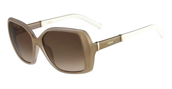 Chloé CE680S 273 LIGHT TURTLEDOVE