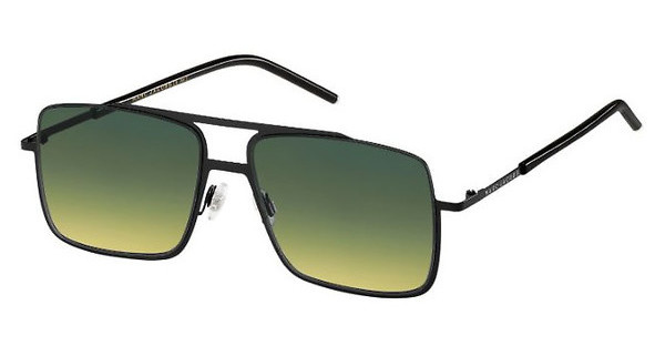 Marc Jacobs MARC 35/S 65Z/JE GREEN YELLOWBLACK (GREEN YELLOW)