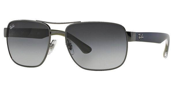 Ray-Ban RB3530 004/8G GRAY GRADIENTGUNMETAL