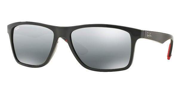 Ray-Ban RB4234 618588 GREY MIRROR SILVER GRADIENTGREY