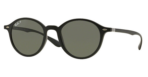 Ray-Ban RB4237 601S58 GREEN POLARMATTE BLACK