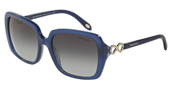 Tiffany   TF4110B 81923C GREY GRADIENTOPAL BLUE