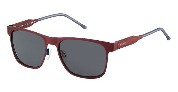 Tommy Hilfiger TH 1394/S R1B/IR GREY BLUEMTRED RED (GREY BLUE)
