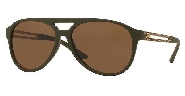 Versace VE4312 517573 BROWNGREEN RUBBER