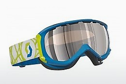 Sports Glasses Scott Scott Reply acs (220421 0003015) - Silver, Blue