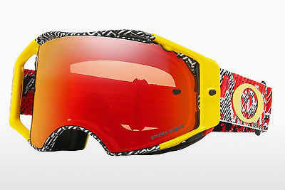 Sports Glasses Oakley AIRBRAKE MX (OO7046 704666)