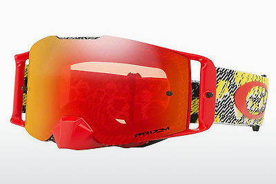 Sports Glasses Oakley FRONT LINE MX (OO7087 708715)
