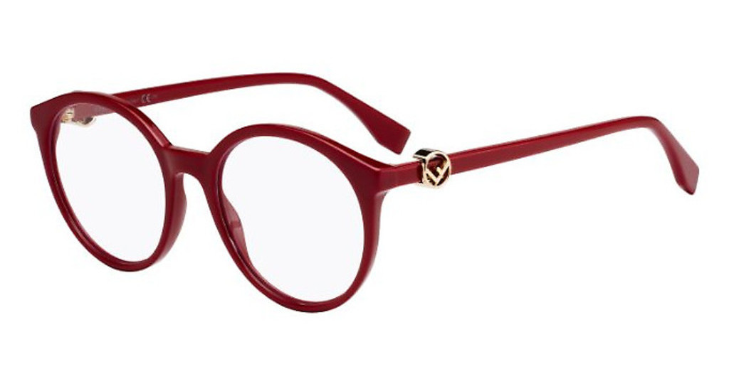 Fendi   FF 0309 C9A RED
