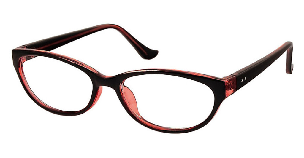 Sunoptic   CP193 A Black/Clear Burgundy