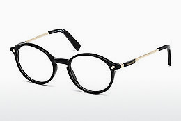 Eyewear Dsquared DQ5199 001 - Black, Shiny