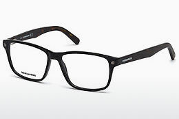Eyewear Dsquared DQ5200 001 - Black, Shiny