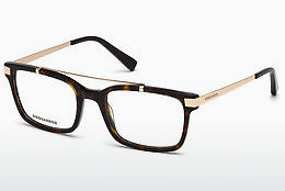 Eyewear Dsquared DQ5209 052 - Brown, Dark, Havana