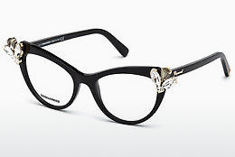 Eyewear Dsquared DQ5213 001 - Black, Shiny