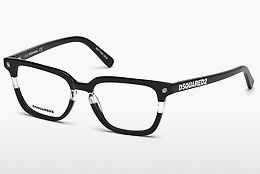 Eyewear Dsquared DQ5226 003 - Black, Transparent