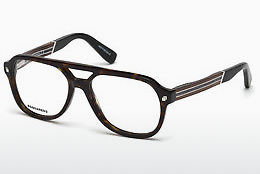 Eyewear Dsquared DQ5229 052 - Brown, Dark, Havana