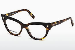Eyewear Dsquared DQ5235 052 - Brown, Dark, Havana