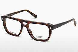 Eyewear Dsquared DQ5237 052 - Brown, Dark, Havana