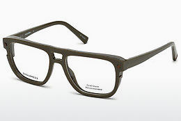 Eyewear Dsquared DQ5237 098 - Green, Dark