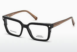 Eyewear Dsquared DQ5247 A01 - Black, Shiny