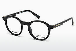 Eyewear Dsquared DQ5249 001 - Black, Shiny