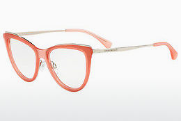 Eyewear Emporio Armani EA1074 3216 - Transparent, Red