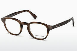 Eyewear Ermenegildo Zegna EZ5108 055 - Multi-coloured, Brown, Havanna