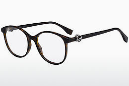 Eyewear Fendi FF 0299 086 - Brown, Havanna