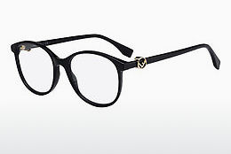 Eyewear Fendi FF 0299 807 - Black