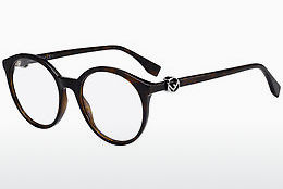 Eyewear Fendi FF 0309 086 - Brown, Havanna