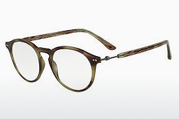 Eyewear Giorgio Armani AR7040 5587 - Green, Brown, Havanna