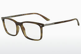 Eyewear Giorgio Armani AR7122 5587 - Green, Brown, Havanna