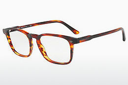 Eyewear Giorgio Armani AR8103V 5580 - Red, Brown, Havanna