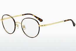 Eyewear Kate Spade HELKA/F 2IK - Gold, Brown, Havanna