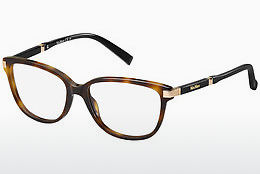 Eyewear Max Mara MM 1253 BHZ - Gold, Brown, Havanna
