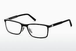 Eyewear Mont Blanc MB0616 002 - Black, Matt