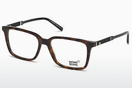 Eyewear Mont Blanc MB0675 052 - Brown, Dark, Havana