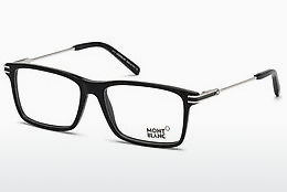 Eyewear Mont Blanc MB0723 001 - Black, Shiny