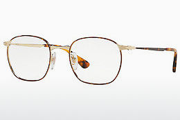 Eyewear Persol PO2450V 1075 - Gold, Brown, Havanna
