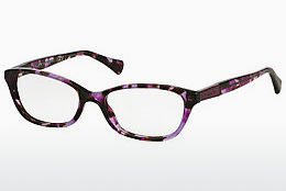Eyewear Ralph RA7049 1135 - Purple, Brown, Havanna