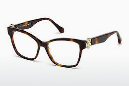 Eyewear Roberto Cavalli RC5067 052 - Brown, Dark, Havana