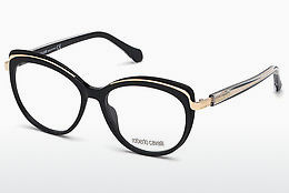 Eyewear Roberto Cavalli RC5077 001 - Black, Shiny