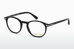 Eyewear Tom Ford FT5294 52A - Brown, Dark, Havana